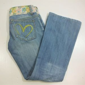 Rare Tommy Hilfiger Time Cross Lonerst Jeans 26